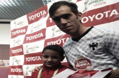 """César Delgado: """"No estoy contento de haber ganado este partido"""""""
