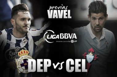 Deportivo de La Coruña - Celta de Vigo: las dos torres