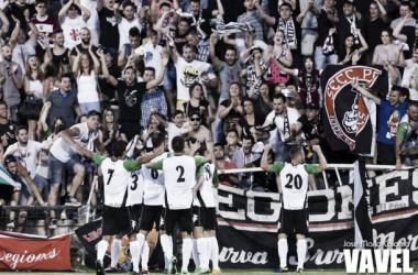 El Mérida ha sido uno de los equipos ascendidos.