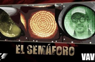 El semáforo de F1 VAVEL. Gran Premio de México 2016 | Fuente: Alejandro Mateos (VAVEL)