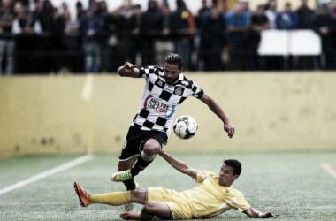 Resumen 3ª ronda de la Taça de Portugal 2015/16