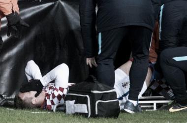 Pjaca se lesiona de gravedad | Foto: HNS