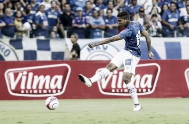 Raniel brilha contra o Patrocinense e comemora boa fase pelo Cruzeiro