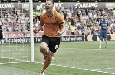 Evans will be hoping to impress with the Bantams and regain his place in the Wolves team. Photo source: Birmingham Mail