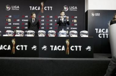 Sorteada la fase de grupos de la Taça CTT