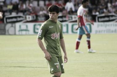 Jorge Meré debuta ante Alemania con la selección española Sub-19