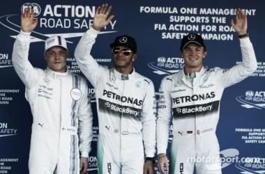 Com tranquilidade, Lewis Hamilton faz a pole em Sochi