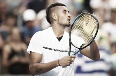 Kyrgios sorprende a Djokovic