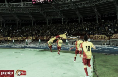 Pereira - Expreso Rojo: a mantenerse invencible ante su gente