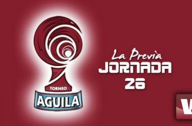 Torneo Águila - Fecha 26: En la recta final