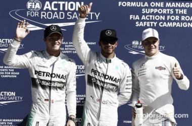 Com tranquilidade, Hamilton faz a pole em Monza