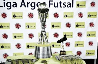 ¡Hoy comienza la Liga Argos Futsal!
