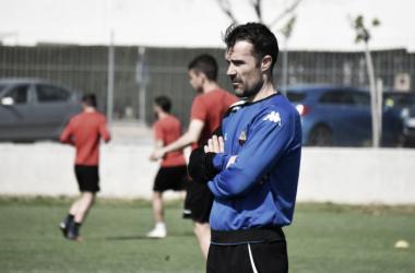 """López Garai: """"Sólo pienso en ganar mañana"""""""