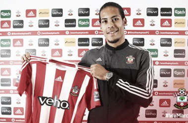 Photo source: Southampton AFC