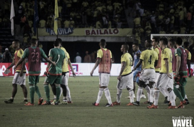 Colombia - Argentina: puntuaciones de Colombia, eliminatorias Mundial Rusia 2018