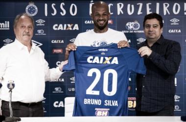 Bruno Silva é regularizado junto à CBF e já pode estrear pelo Cruzeiro