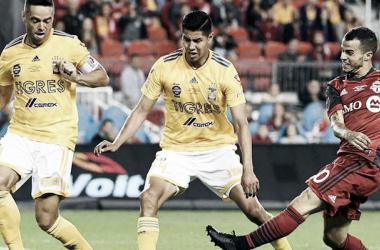 Sebastian Giovinco durante el partido ante los felinos | Fotografía: Major League Soccer