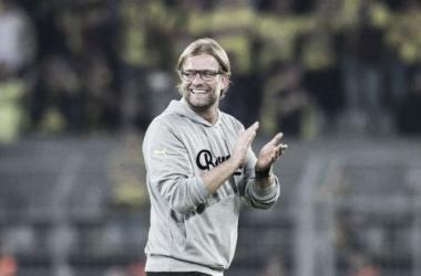 Klopp anuncia su adiós al Borussia Dortmund