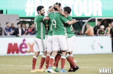 Mexico gear up for Russia | Source: Catalina Fragoso - VAVEL USA