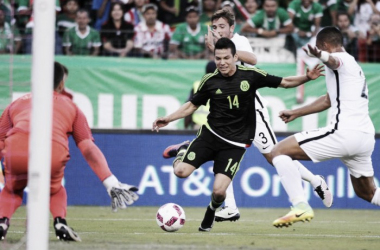 Mexico last faced against New Zealand in October 2016 | Source: Christopher Hanewinckel - USA TODAY Sports