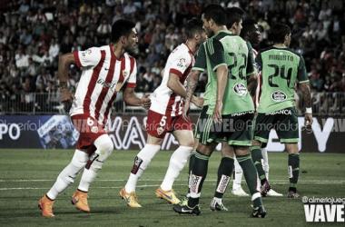Almería - Celta de Vigo en Copa del Rey 2015 (1-3): el Celta se impone con facilidad