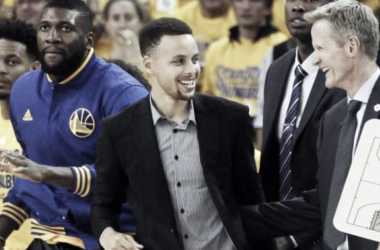 Golden State Warriors in trouble if Stephen Curry is out for Game 4 versus the Portland Trail Blazers?