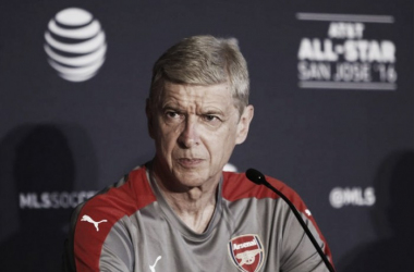 "Arsene Wenger Insists Arsenal Are ""Active In The Transfer Market"" 