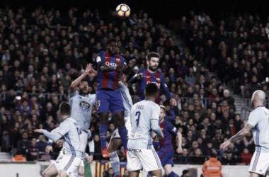 El mejor Barcelona de la temporada arrolla a un Celta con actitud