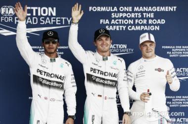 Rosberg supera Hamilton e conquista a pole em Suzuka