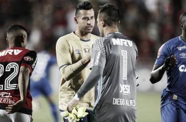 """Após derrota, Fábio admite queda de rendimento: """"Acho que a equipe não rendeu"""""""
