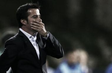 Marco Silva está pressionado a apresentar resultados já nas próximas partidas. (Foto: RR)