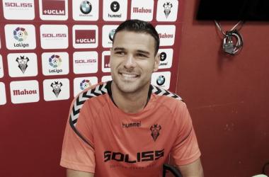 """Aridane: """"Se tiene que notar que nos estamos jugando la vida"""""""