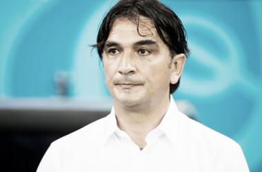 Treinador croata comemorou a classificação, mas já foca na Dinamarca (Foto: Divulgação/HNS)