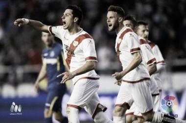 Javi Guerra vuelve a marcar | Foto: LaLiga