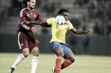 Los llaneros buscarán su primer triunfo de las Eliminatorias ante Ecuador (foto: VamosVinotinto.com)