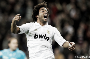 #madridistas2012: Marcelo