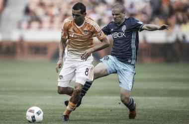 Late Nicolás Lodeiro magic gives Seattle Sounders a 1-1 draw vs Houston Dynamo