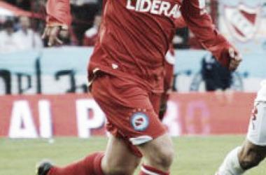 El hábil futbolista, surgido en Argentinos Juniors, jugó 18 partidos de la temporada pasada en la buena campaña de Quilmes (Foto: archivo)