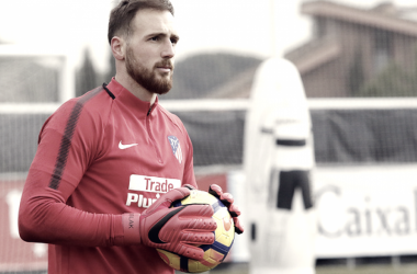 Oblak abandona la concentración de la selección eslovena