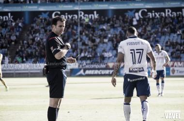 Ocón Arráiz dirigirá el Cádiz – Sevilla Atlético