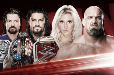 What will take place on Raw? Photo- WWE.com