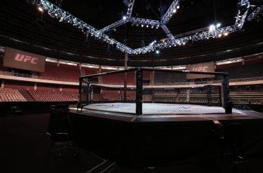 Todo listo para el regreso de UFC