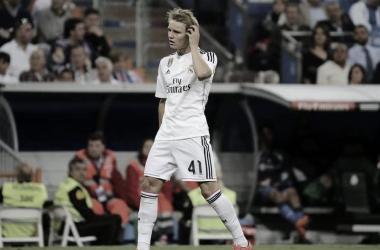 La situación de los cedidos en el Real Madrid