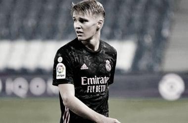 Ødegaard se iría cedido al Arsenal