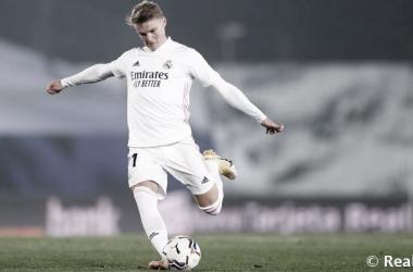 El Real Madrid, dañado por las constantes lesiones, extraña a Odegaard y Jovic