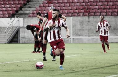 Com time alternativo, Náutico faz dever de casa e vence Flamengo de Arcoverde