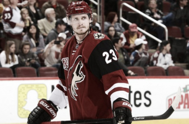 Is it time for the Arizona Coyotes to consider trading their star defenseman Oliver Ekman-Larsson?  (Photo: nhl.com)