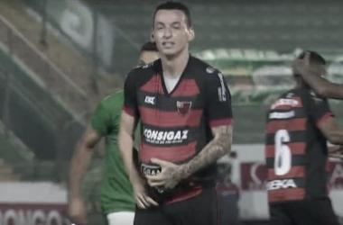 Autor do gol de empate do Oeste, Sidimar comemora 'ponto importante' contra Guarani