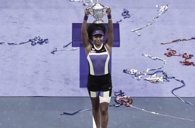 Osaka revive ante Azarenka y se lleva su segundo título del US Open