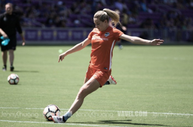 Kealia Ohai will play no further part this year | Source: Jenny Chuang - VAVEL USA